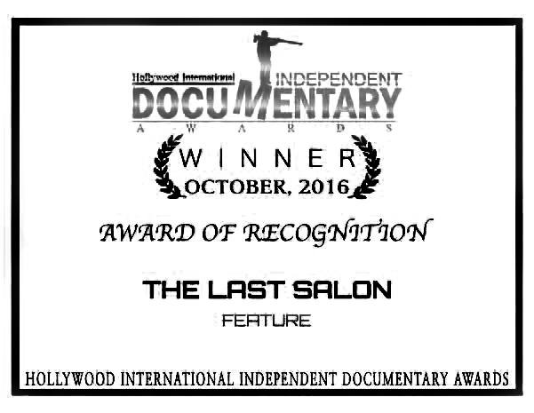 Hollywood International Award
